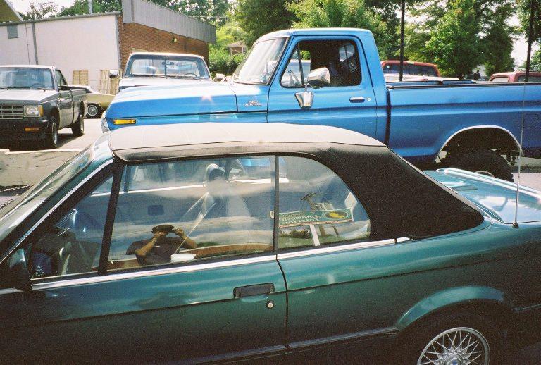 mustang-convertible